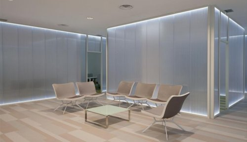 Illuminazione dell'Agenzia Regionale  pugliese del Turismo - Illuminazione uffici iGuzzini