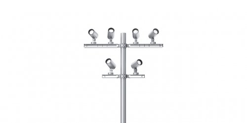 Multi Palco InOut pole mounted