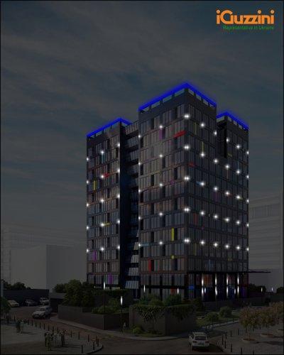Проект «Офисный центр Киев»