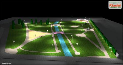 Проект «Парк»