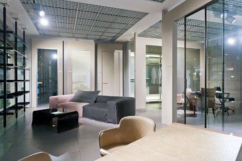 Проект «Салон мебели Dominiohome»