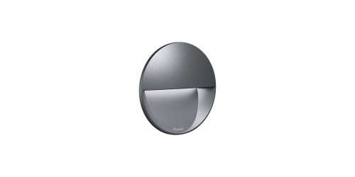 Walky round recessed